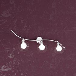 Lampada da Parete Applique Top Light Willow 1098/F3 BI
