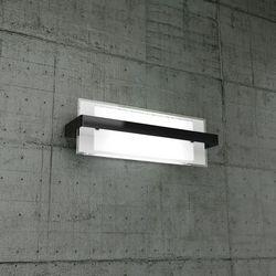 Lampada da Parete Top Light Cross Nero 1106/AM NE
