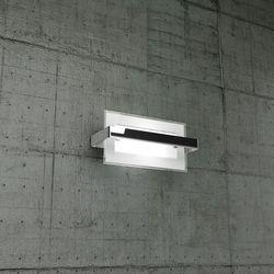 Lampada da Parete Top Light Cross Cromo 1106/AP CR