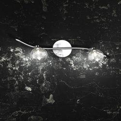 Lampada da Parete Top Light Super Ball Cromo 1109/F2