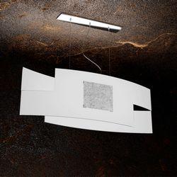 Sospensione Top Light Tetris Color  Foglia Argento 1121/S75FA