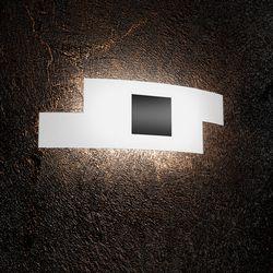Lampada da Parete Top Light Tetris Color  Nera 1121APNE