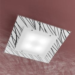 Plafoniera Top Light Scraps 1124/60