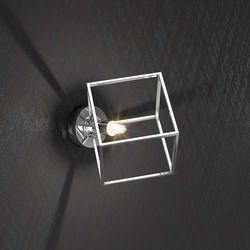 Lampada da Parete Top Light Frame Cromo 1125/A