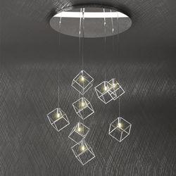 Sospensione Top Light Frame Cromo 1125/S8