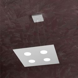 Sospensione Top Light Area Led Grigia 1127/S4 GR