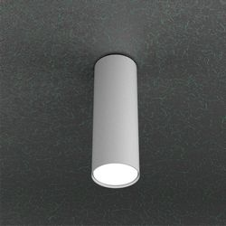 Plafoniera Top Light Cloud Led Grigio 1128/PL25 GR