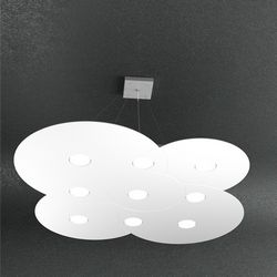 Sospensione Top Light Cloud Led Bianca 1128/S9 BI