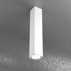 Plafoniera Top Light Plate Led Bianca 1129/PL50 BI