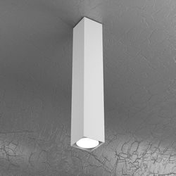Plafoniera Top Light Plate Led Grigio 1129/PL50 GR