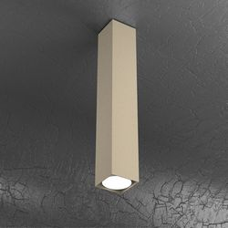 Plafoniera Top Light Plate Led Sabbia 1129/PL50 SA