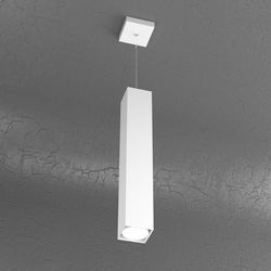 Sospensione Top Light Plate Led Bianco 1129/S50 BI