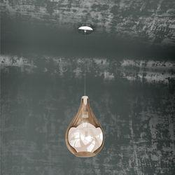 Sospensione Top Light Drop Rame 1134/SM RA