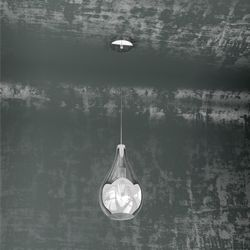 Sospensione Top Light Drop Cromo 1134/SP CR