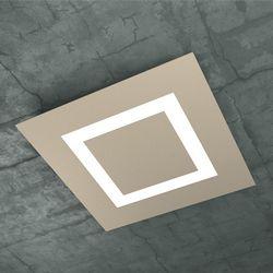 Plafoniera Top Light Carpet Led Sabbia 1137/50 SA