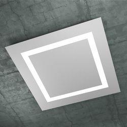 Plafoniera Top Light Carpet Led Grigia 1137/70 GR