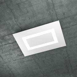 Plafoniera Top Light Carpet Led Bianca 1137/RP BI