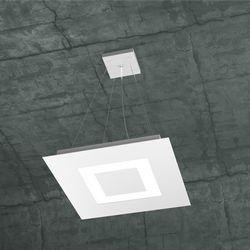 Sospensione Top Light Carpet Led Bianca 1137/S40 BI