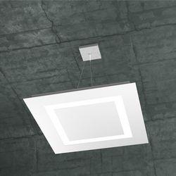 Sospensione Top Light Carpet Led Bianca 1137/S60 BI