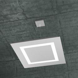 Sospensione Top Light Carpet Led Grigia 1137/S60 GR