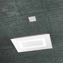 Sospensione Top Light Carpet Led Bianca 1137/SRP BI