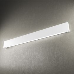 Lampada da Parete Top Light Carpet Led Bianca 1137/A120 BI