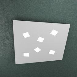 Plafoniera Top Light Note Led Grigia 1140/6 GR