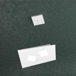 Sospensione Top Light Note Led Bianca 1138/S2 BI