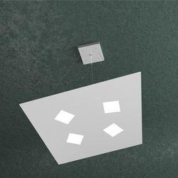 Sospensione Top Light Note Led Grigia 1140/S4 GR