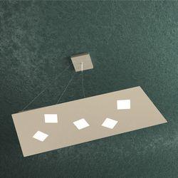 Sospensione Top Light Note Led Sabbia 1140/S5 SA