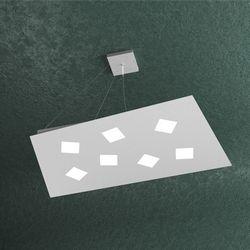 Sospensione Top Light Note Led Grigia 1140/S7 GR