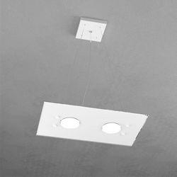 Sospensione Top Light Path Led Bianco 1141/S2 BI