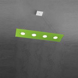 Sospensione Top Light Path Led Verde 1141/S4 R VE