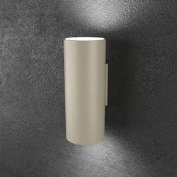 Lampada da Parete Top Light Shape Led Sabbia 1143/AG SA