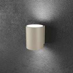 Lampada da Parete Top Light Shape Led Sabbia 1143/AP SA