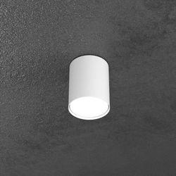 Plafoniera Top Light Shape Led Bianco 1143/PL10 BI
