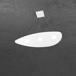 Sospensione Top Light Shape Led Bianco 1143/S3 BI