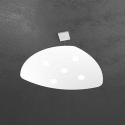 Sospensione Top Light Shape Led Bianco 1143/S5 BI