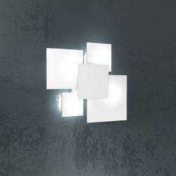 Plafoniera Top Light Upgrade Bianco 1148/45 BI