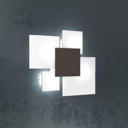 Plafoniera Top Light Upgrade Marrone 1148/45 MA