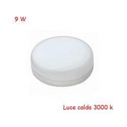 Lampadina Led Top Light Luce Calda 9W GX53