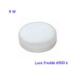 Lampadina Led Top Light Luce Fredda 9W GX53