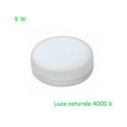 Lampadina Led Top Light Luce Naturale 9W GX53