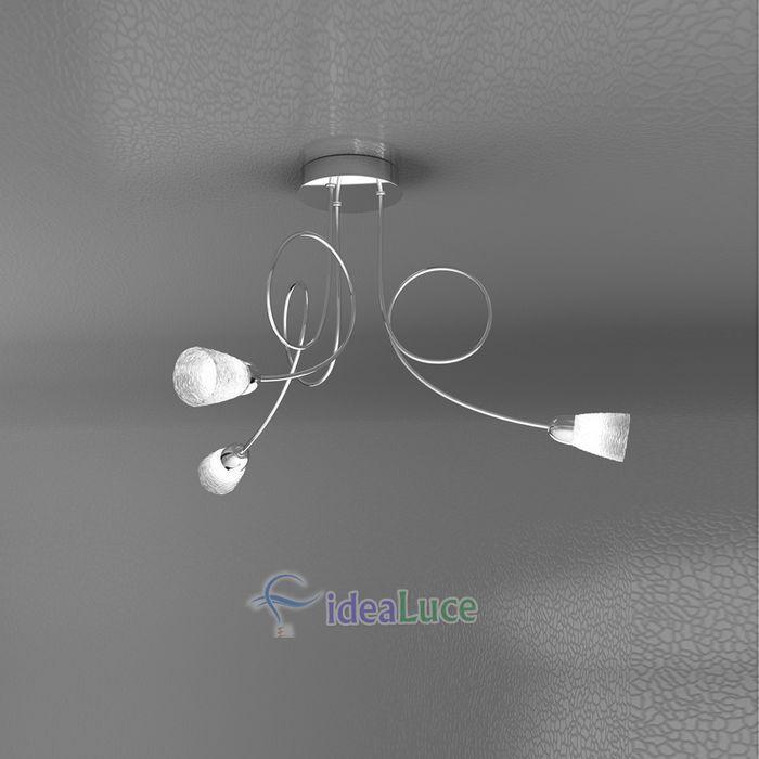 Plafoniera Top Light Feeling Net 1011/PL3 HT