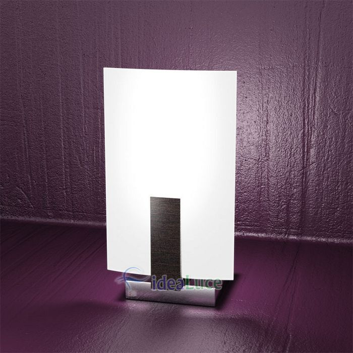 Lampada da Tavolo Top Light Wood Wengè 1019/P W