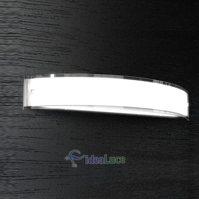 Lampada da Parete Applique Top Light Linear 1076/A70