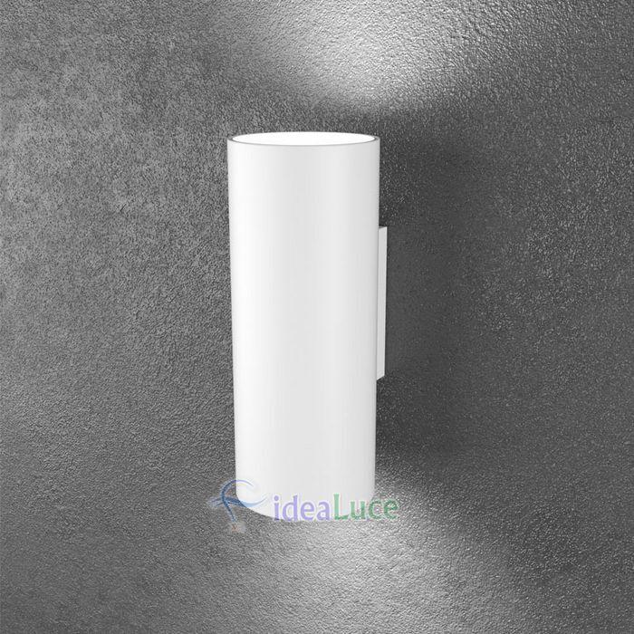 Lampada da Parete Top Light Shape Led Bianco 1143/AG BI
