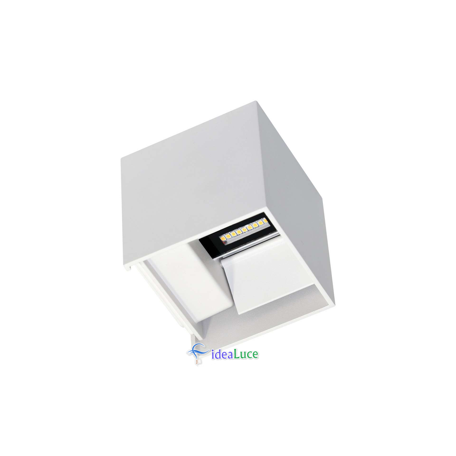 Lampada da Parete Applique da esterno Beneito Faure Led bianco Lek 2700K 4303
